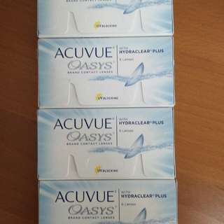 Acuvue Oasys Bi-weekly Contact lenses