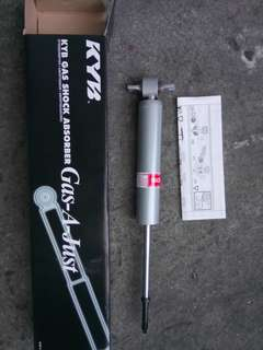 Shock absorber rear vios 2008