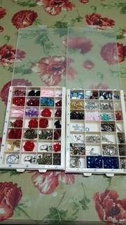 Crafting for jewellery or art parts