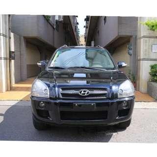 🚙 廠牌:現代 🚙 車型:TUCSON-柴油頂級 🚙 Cc數:2000 🚙 年份:2006 🚙 顏色:黑色