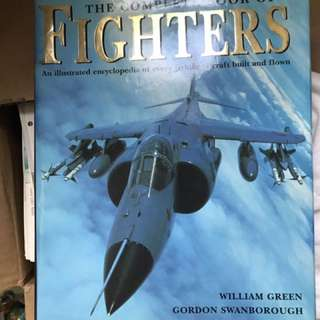 The complete book of fighters (encyclopedia)