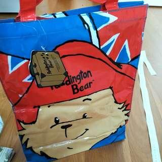 Paddington Bear Bag