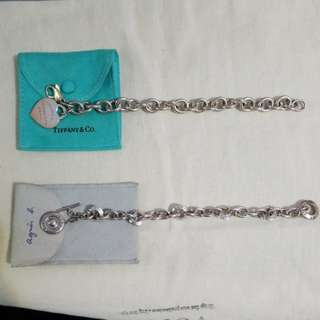 tiffany (top), Agnes b (buttom) 1200 each