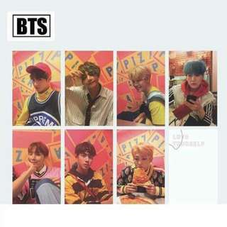 BTS HER UNOFFICIAL PHOTOCARD SET