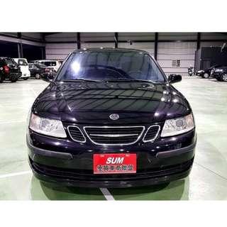 🚙 廠牌:SAAB 🚙 車型:93 🚙 Cc數:2000 🚙 年份:2007 🚙 顏色:黑