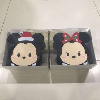 Tsum Tsum Mickey & Minnie holder