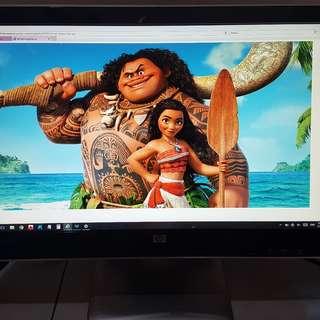 HP and DELL LCD monitors