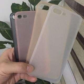 Soft Matte TPU Case for iPhone 6, 6s, 6s plus, 7, 7plus, 8, 8plus