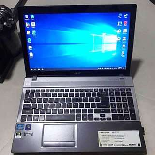 Acer 15in Laptop Aspire V3-571G