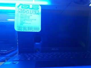 Asus X550VX cicilan