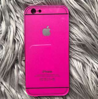 iPhone 6 | All Pink case