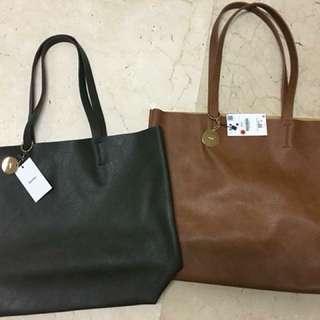 Bershka Tote Bag Buy 1 Take 1