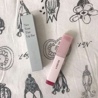 authentic laneige two tone tint lip bar