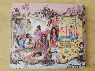 SNSD Into the new world CD