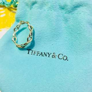 Tiffany Infinity Ring - Size 6