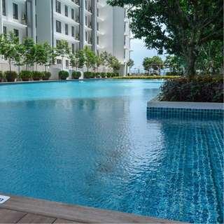 Solstice @ Pan'gaea Cyberjaya Studio Apartment