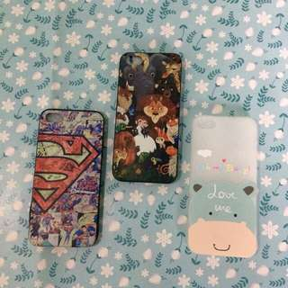 READY STOCK CASE FOR IPHONE 5/5S Free shipping BANDUNG.