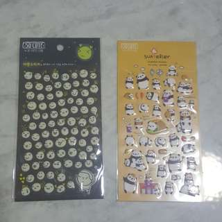 Paperstone Stickers