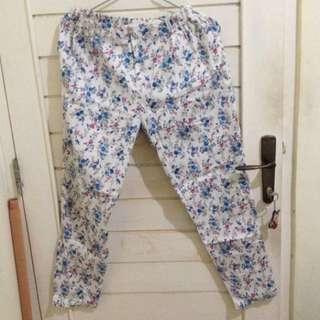 Hareem flower pants