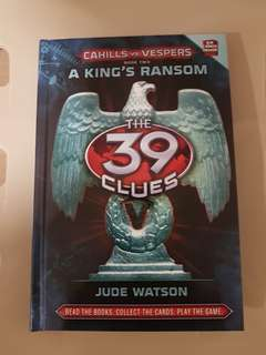 "The 39 Clues ""A King's Ransom"""