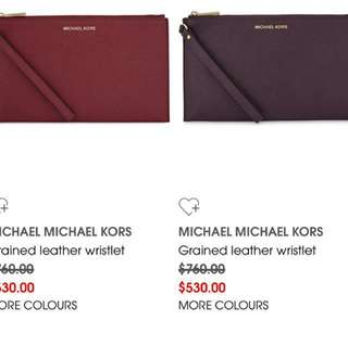 Michael Kors Selfridges sale 代購
