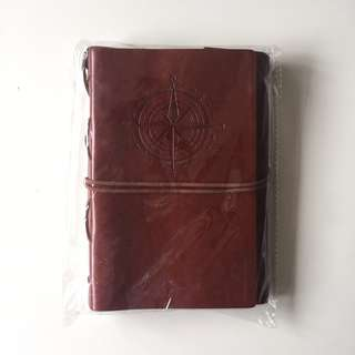A5 Traveller's Notebook/Sketchbook [PU Leather, Brand New]