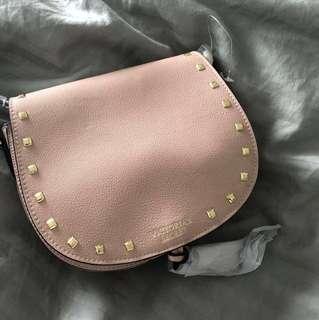 Victoria's secret nude pink bag