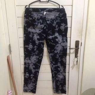 Girl express Washed Black Jeans