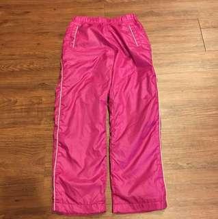女童裝,內鋪棉保暖長褲