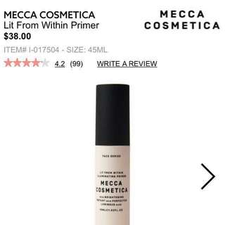 Mecca Cosmetica Lit From Within Illuminating Primer