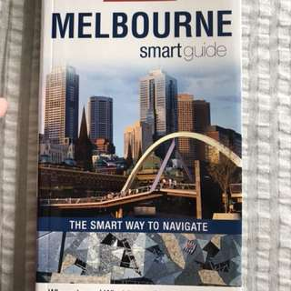 Melbourne Guidebook- Insight Guides Melbourne Smart Guide