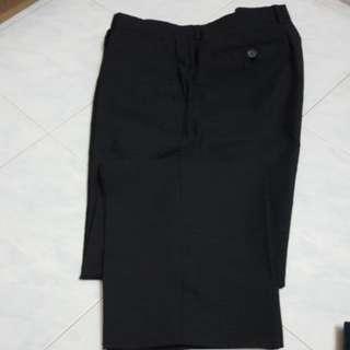 Massimo Dutti black pants size 44/34