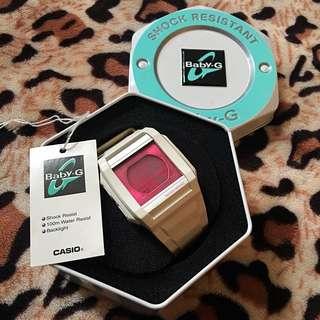 Casio Baby-G 白色電子錶