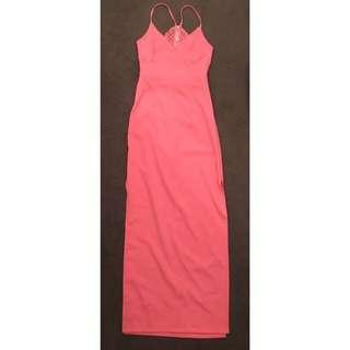 BNWT Coral Formal Dress