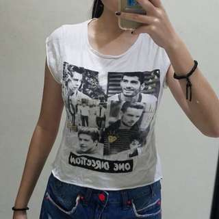 PULL AND BEAR ONE DIRECTION