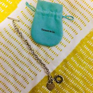 Tiffany's - Return to Tiffany's Heart Bracelet