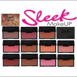 Sleek Blushes