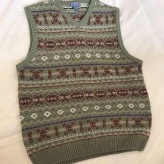 Grandpa Sweater Vest
