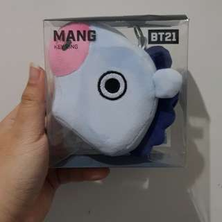 BTS BT21 LINE MANG official Korea merchandise