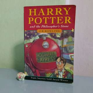 J.K. Rowling Harry Potter and the Philosopher's Stone
