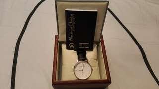 Alexandre Christie Watch Classic Vintage Jam Tangan Pria
