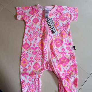 New! Bonds Wondersuit 3-6 mths