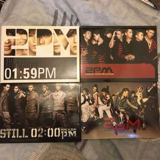 2PM CD/ 周邊