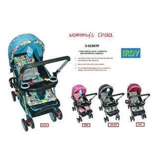 Brand new strollers 0-36m