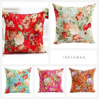 Cny Cushion Cover in 5 colors
