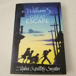 WilliamS and the Great Escape