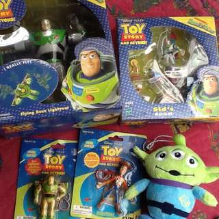 TOY STORY Package #1