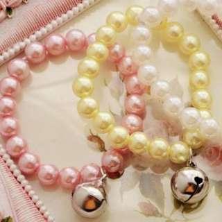 狗铃铛宠物项链饰品狗狗猫咪 Dog & Cats bow tie and bell (Handmade) Limited Stock