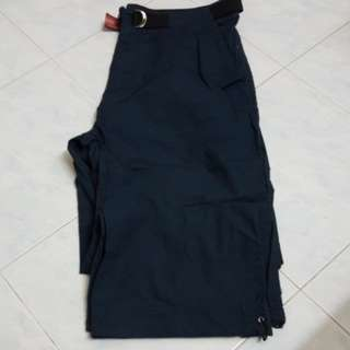 Esprit Core navy 3/4 pants