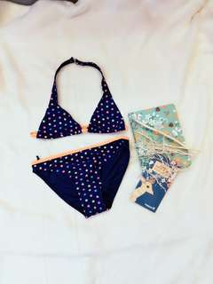 Children two-piece swimsuit